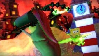 SpongeBob - Creature from the Krusty Krab GameCube Longplay