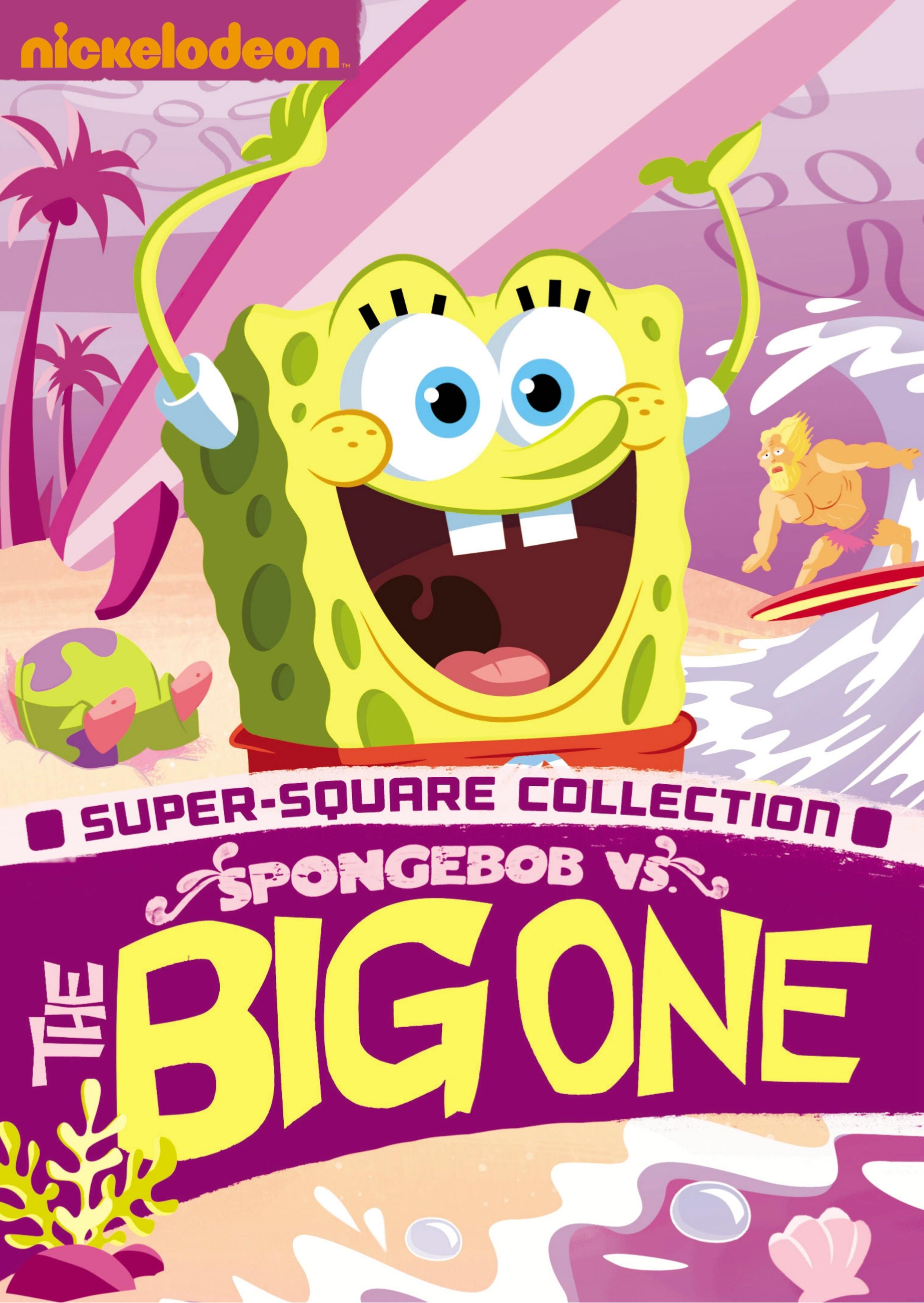 Spongebob Dvd 2012
