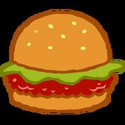 Krabby Patty icon