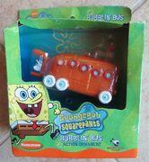 Bubblin' Bus Action Ornament