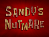 Sandy's Nutmare/gallery