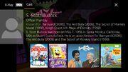 S. Scott Bullock error on Amazon video