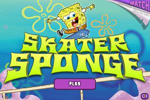 Skater Sponge