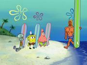 SpongeBob SquarePants vs. The Big One 209