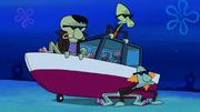The Pods in Sharks vs. Pods1