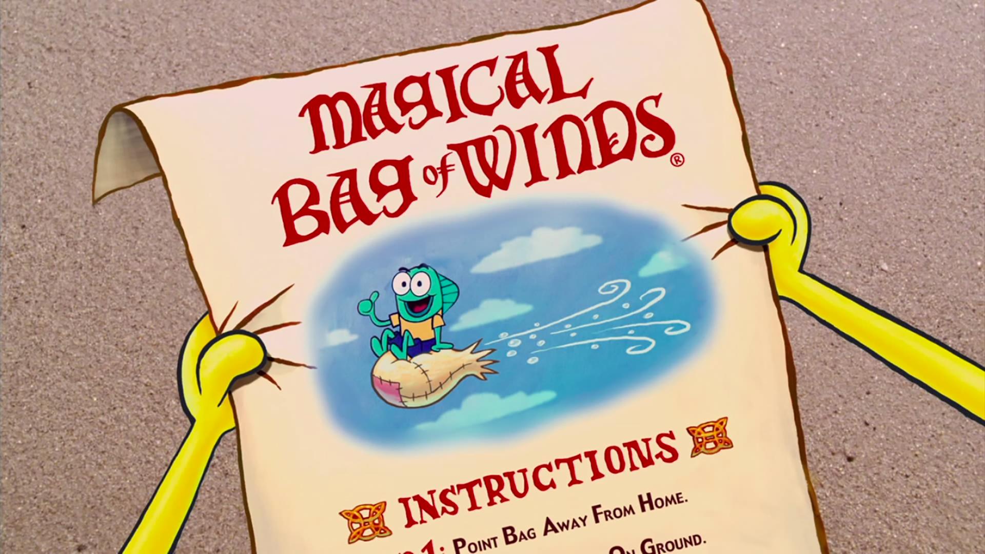 Bag Of Wind