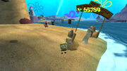 Ataria 2600 controller made out of sand
