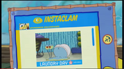 SpongeBob Checks His Instaclam 03
