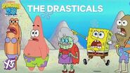 SpongeBob Iconic Moment The Drasticals YTV