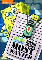 Bikini Bottom's Most Wanted UK DVD
