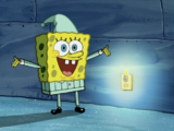 SpongeBob's nightgear