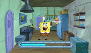 What's Your Krabby Patty Special? - Loading screen