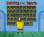 Employee of the monthhhhhh