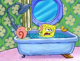 Gary Takes a Bath 149