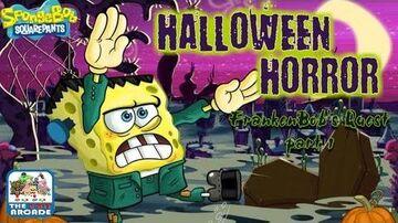 Halloween Horror Frankenbob's Quest - Stop Garyzilla (Nickelodeon Games)