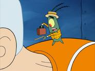 Mermaid Man vs. SpongeBob 059