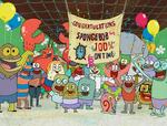 SpongeBob Meets the Strangler 144