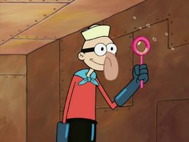 Barnacle Boy season 7