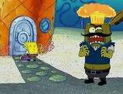 SpongeBob Meets the Strangler 134