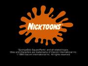 Spongebob Nicktoons Logo
