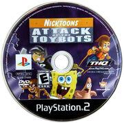 AOTTB PS2 disc