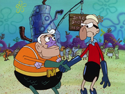 Mermaid Man and Barnacle Boy 175
