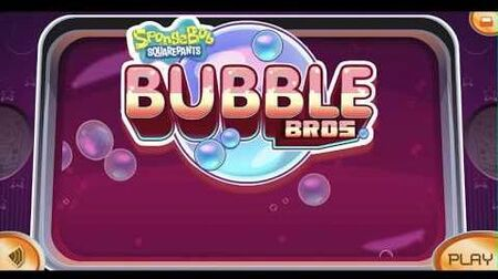 SpongeBob Bubble Bros - Full Game