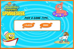 SpongeSeek