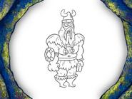 Viking-Sized Adventures Character Art 31