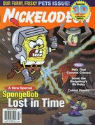 Nick magazine lost in time