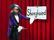 Shanghaied patchy
