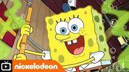 SpongeBob SquarePants Evil Spatula Nickelodeon UK