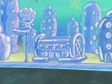 Bubbly Krab