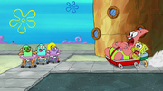 Moving Bubble Bass 121