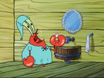 Mr.Krabs in Patrick's Staycation-6