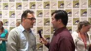 SDCC 2014 Carpet Interview with Voice Actor Tom Kenny for The SpongeBob Movie Sponge Out of Water