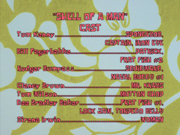 Shell of a Man credits