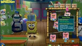 SpongeBob Town's 1st Closed Beta Test PlayThrough Part 4 Farming 'n' Shopping!