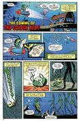 The Coming of the Golden Kelp! Comic 1