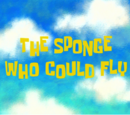 The Sponge Who Could Fly (gallery)