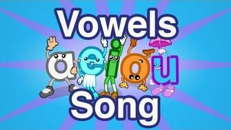 Vowels Song - Preschool Prep Company