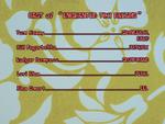 Enchanted Tiki Dreams credits