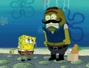 SpongeBob Meets the Strangler 116