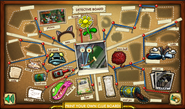 The Squarepants Mysteries Detective board