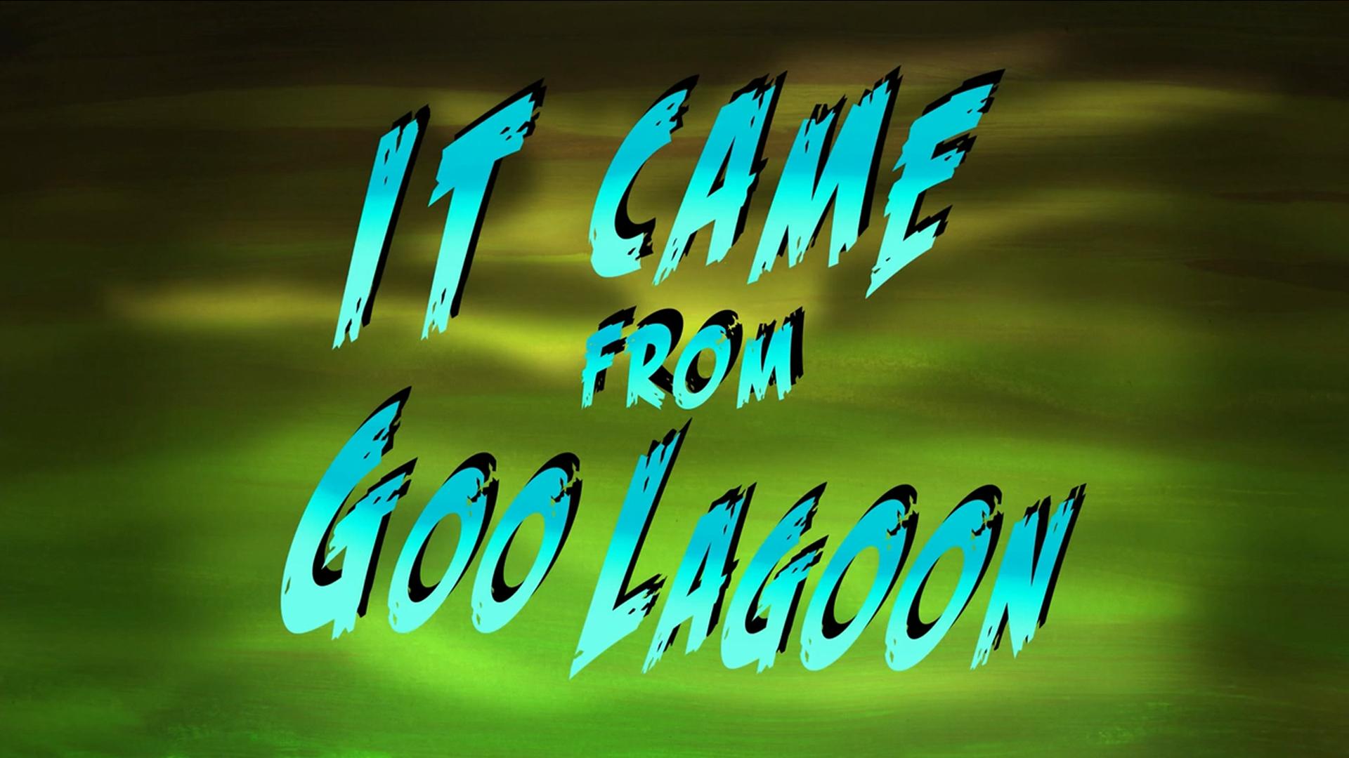 it came from goo lagoon transcript encyclopedia spongebobia
