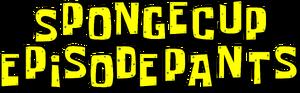 SpongeCupEpisodePants