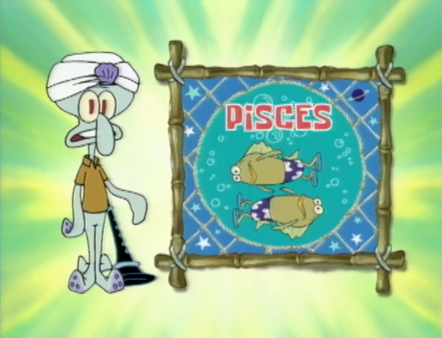 Astrology With Squidward Encyclopedia Spongebobia Fandom Powered