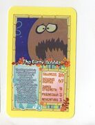 Dirty Bubble card