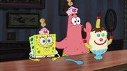 M001 - The SpongeBob SquarePants Movie (1027)