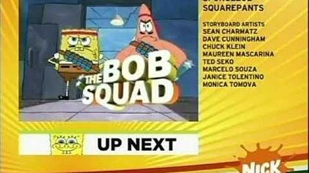 Nickelodeon Split Screen Credits (March 16, 2009)